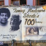 Ismay Anderson Steede 100 Year Birthday Bermuda, January 9 2016-3