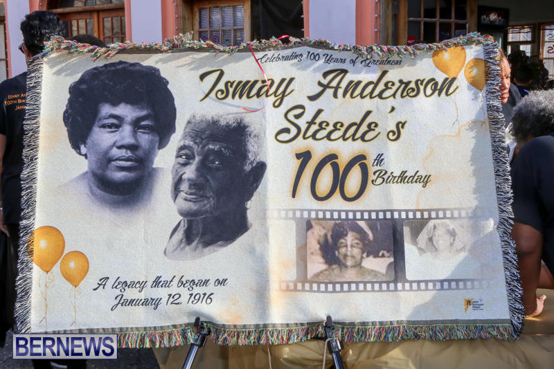 Ismay-Anderson-Steede-100-Year-Birthday-Bermuda-January-9-2016-3
