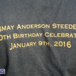 Ismay Anderson Steede 100 Year Birthday Bermuda, January 9 2016-4
