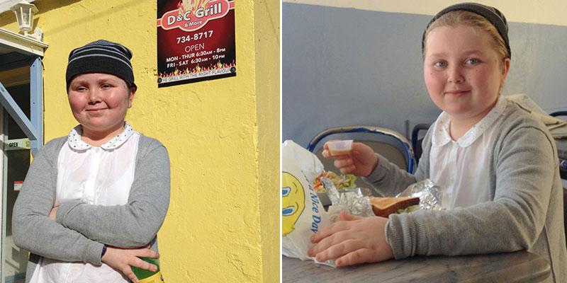 Junior Food Critic Review D&C Grill
