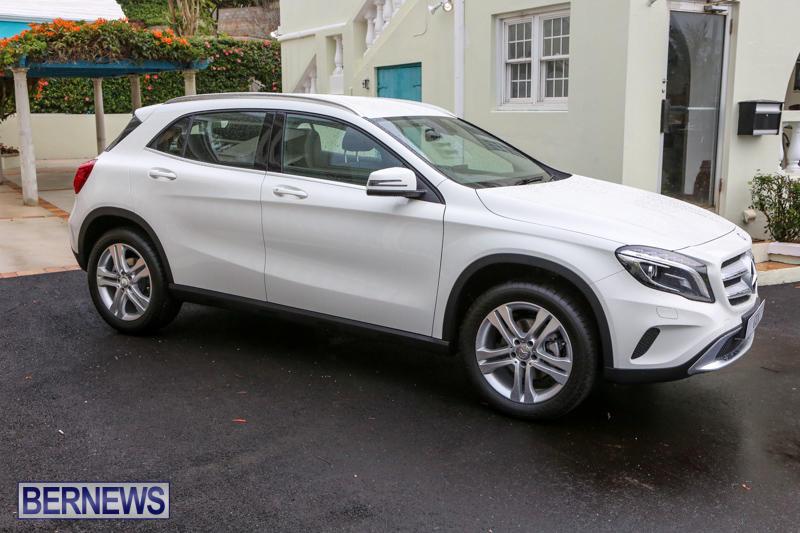 Photos & Video: Prestige Launch New Mercedes - Bernews