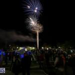 New Years Eve Fireworks St George's Bermuda, December 31 2015-13
