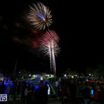 New Years Eve Fireworks St George's Bermuda, December 31 2015-14