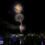 New Years Eve Fireworks St George's Bermuda, December 31 2015-15