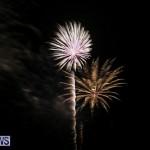 New Years Eve Fireworks St George's Bermuda, December 31 2015-5