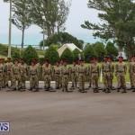 Regiment Recruit Camp Bermuda, January 23 2016-2