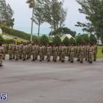 Regiment Recruit Camp Bermuda, January 23 2016-24