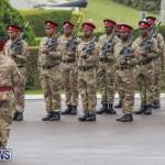 Regiment Recruit Camp Bermuda, January 23 2016-28