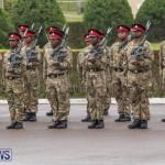 Regiment Recruit Camp Bermuda, January 23 2016-29