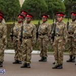 Regiment Recruit Camp Bermuda, January 23 2016-7