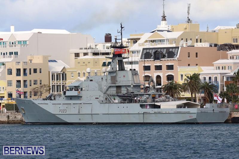 UK's Royal Navy Ship HMS Mersey Jan 16 2016 (5)