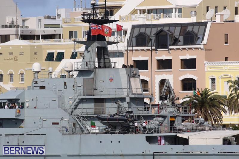 UK's Royal Navy Ship HMS Mersey Jan 16 2016 (6)