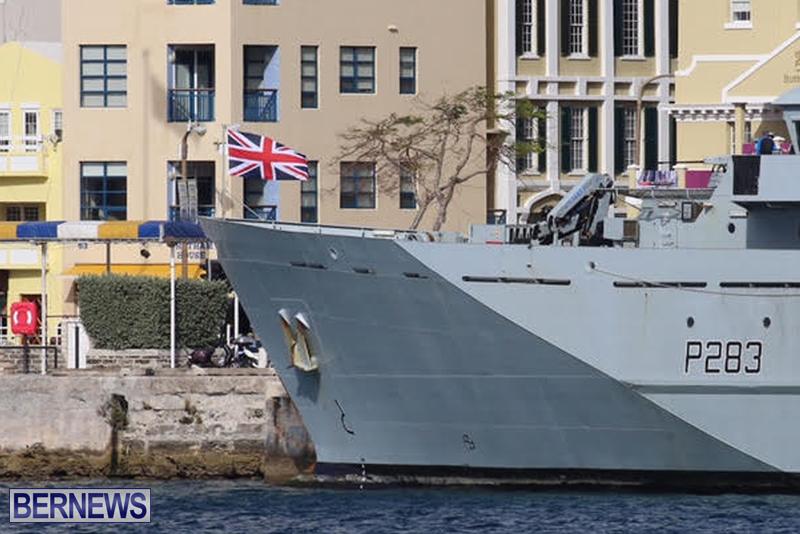 UK's Royal Navy Ship HMS Mersey Jan 16 2016 (7)