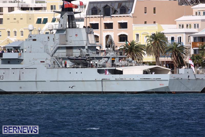 UK's Royal Navy Ship HMS Mersey Jan 16 2016 (8)