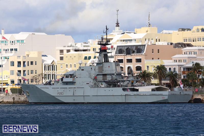 UK's Royal Navy Ship HMS Mersey Jan 16 2016 (9)