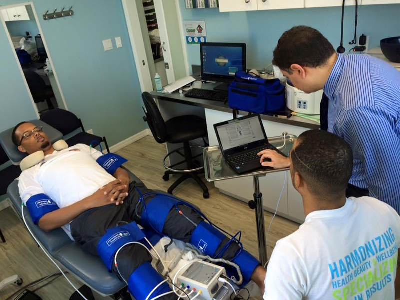 Yale Faculty Affiliate Doctor Conducts ABI Training Bermuda Jan 21 2016 (4)