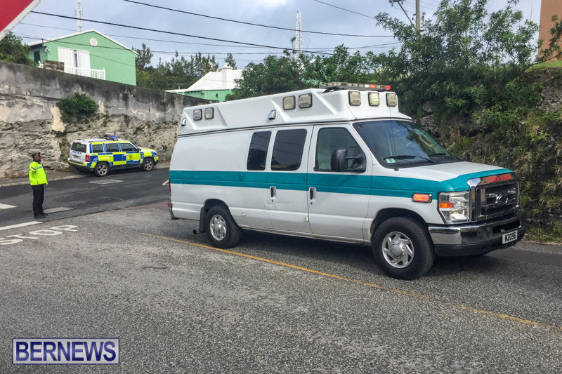 Accident Bermuda, February 7 2016