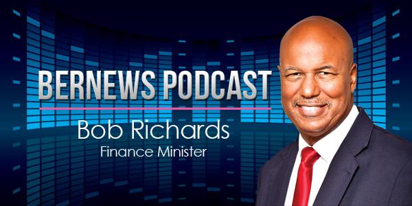 Bernews Podcast with Bob Richards