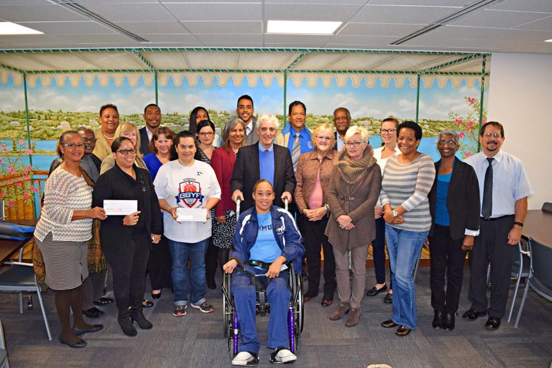 CDP benev fund Bermuda Feb 23 2016