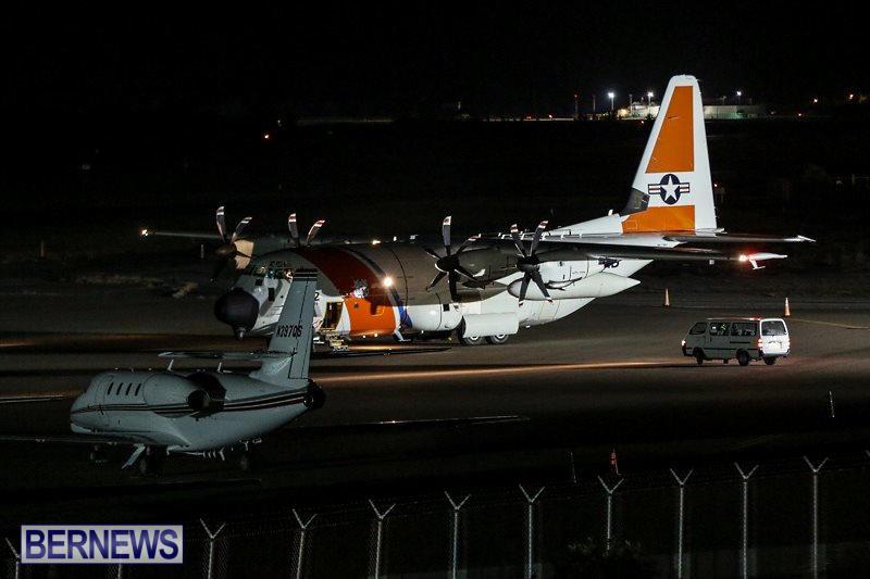 Coast Guard Medivac Bermuda, February 15 2016-4