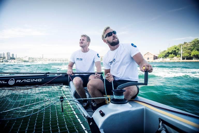 Danish sailing team back in Bermuda Feb 5 2016(2)