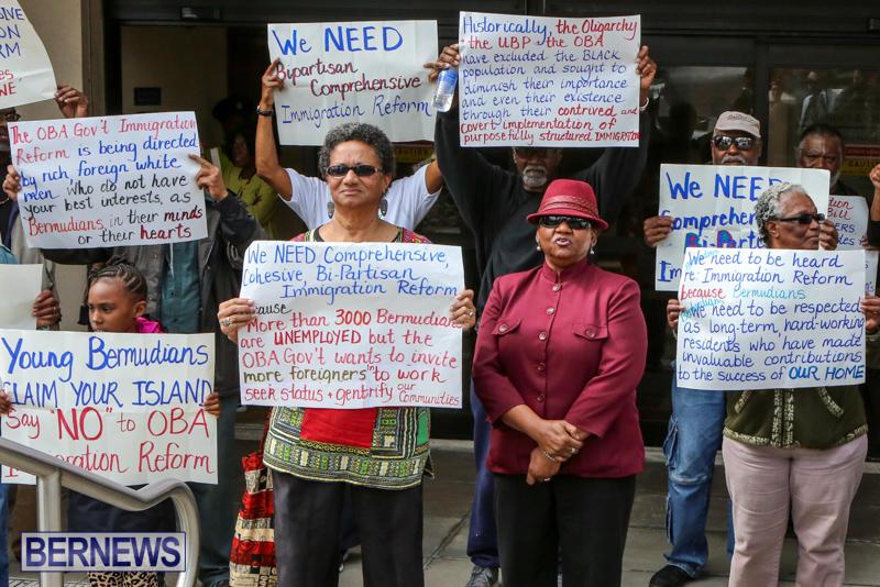 Immigration-Reform-Protest-Bermuda-February-25-2016-2