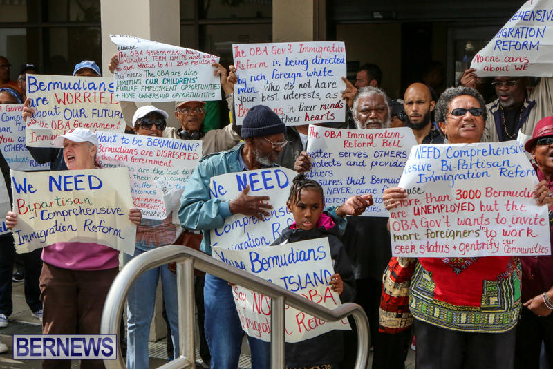 Immigration-Reform-Protest-Bermuda-February-25-2016-5