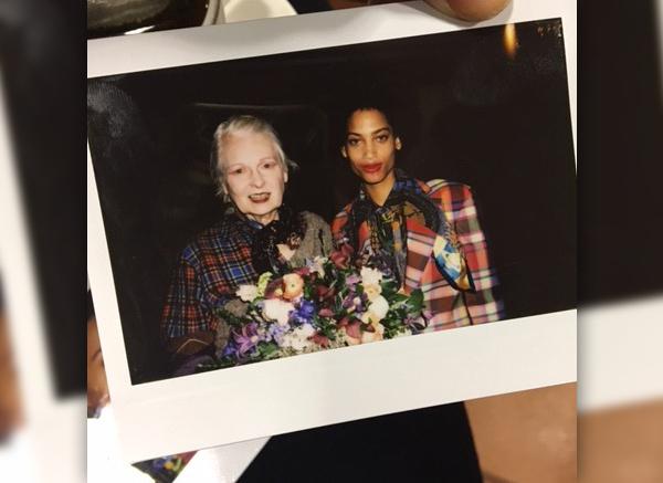 Lily Takes On London Fashion Week Feb 26 2016 (2)