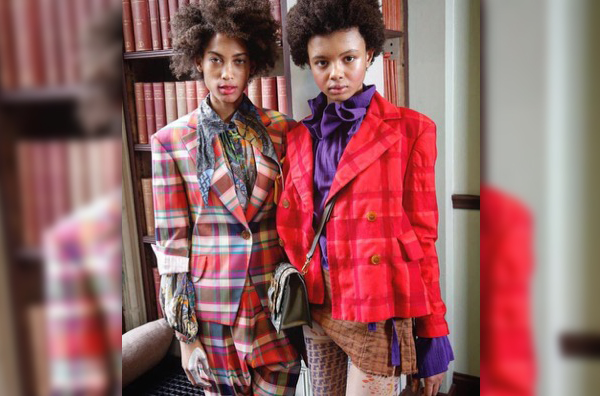 Lily Takes On London Fashion Week Feb 26 2016 (3)