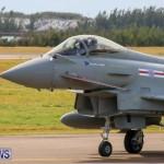 RAF Royal Air Force Voyager Typhoon Bermuda, February 23 2016-4