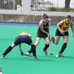 Ravens Vs Canaries Women's Hockey Bermuda Feb 10 2016 (13)