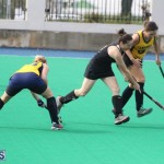 Ravens Vs Canaries Women's Hockey Bermuda Feb 10 2016 (14)