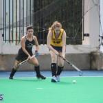 Ravens Vs Canaries Women's Hockey Bermuda Feb 10 2016 (4)
