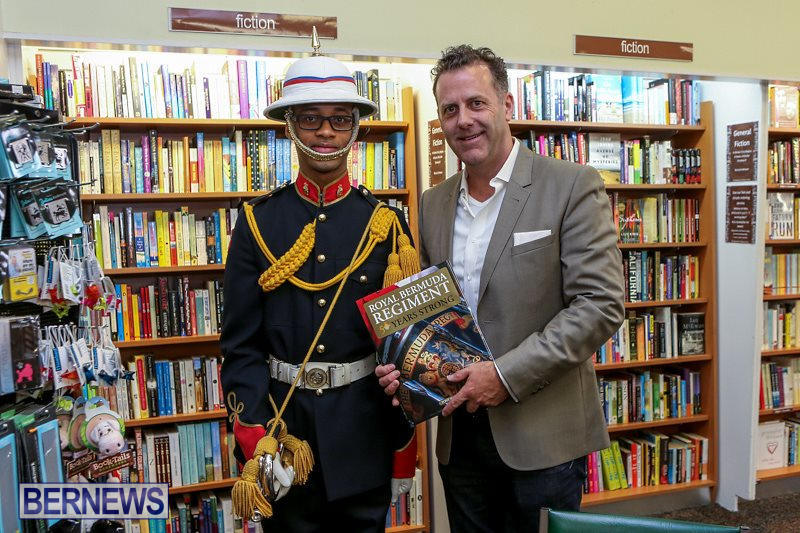 Royal Bermuda Regiment Book Launch, February 13 2016-3
