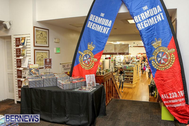 Royal Bermuda Regiment Book Launch, February 13 2016-5