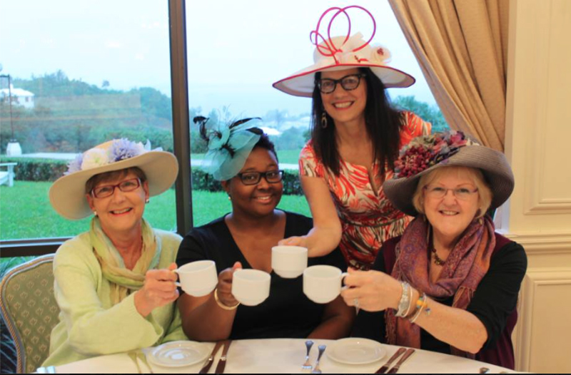 The Friends Of Hospice Hearts, Hats & High Tea Bermuda Feb 17 2016 (2)