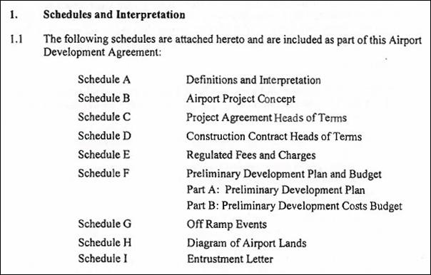 schedule and interpretation Bermuda Feb 14 2016 2