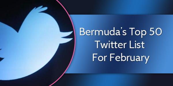 top 50 twitter 2016 Feb