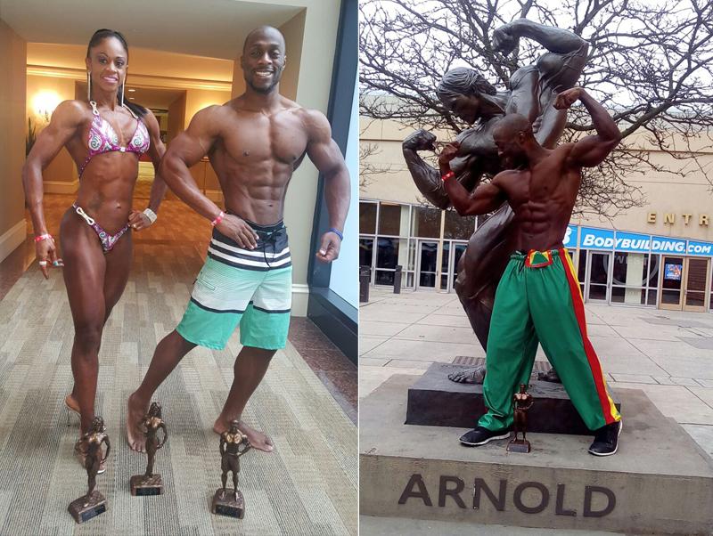 Arnold Sport Festival Bermuda March 8 2016 2