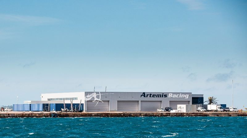 Artemis Racing Base 02