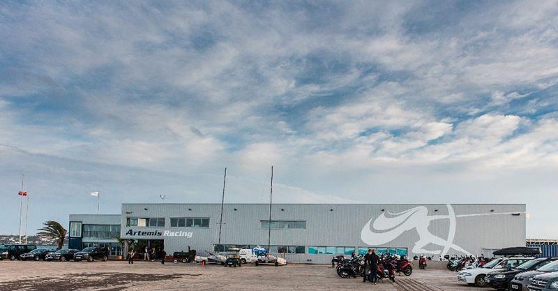 Artemis Racing Base