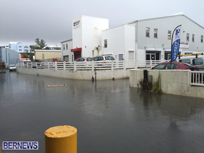 Bermuda rainy weather March 2016 (2)