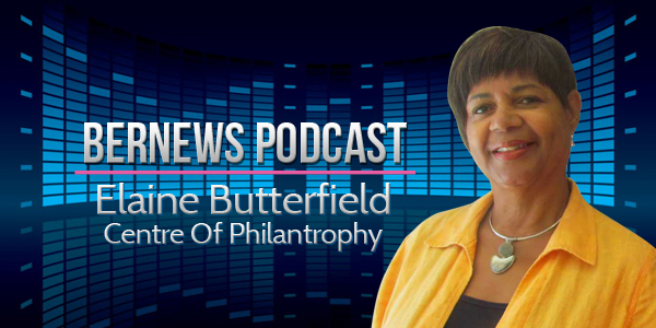 Bernews Podcast with Elaine Butterfield