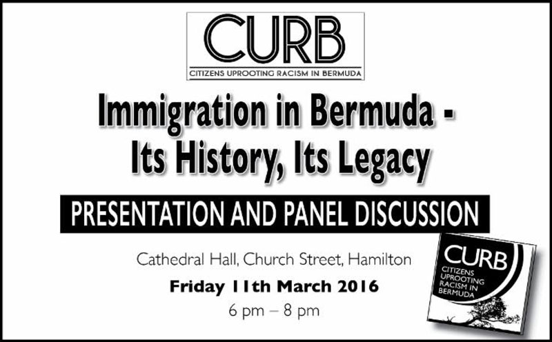 CURB Presentation And Panel Discussion 7 Mar