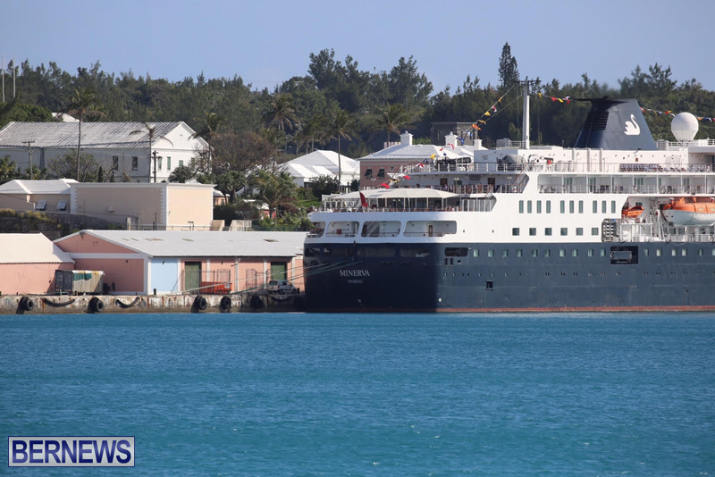 Cruise ship in St George Bermuda March 30 2016 (3)