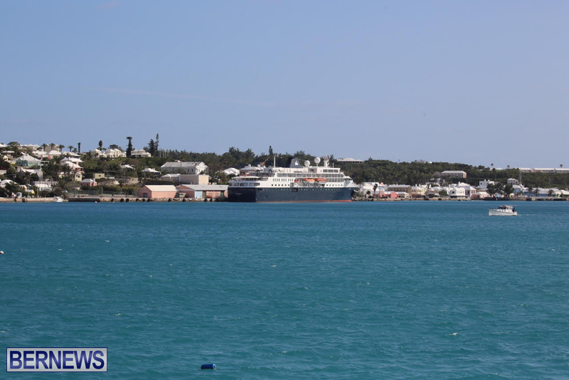 Cruise ship in St George Bermuda March 30 2016 (5)