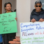 Immigration Protest House Of Assembly Bermuda, March 4 2016-15