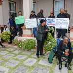 Immigration Protest House Of Assembly Bermuda, March 4 2016-16
