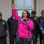 Immigration Protest House Of Assembly Bermuda, March 4 2016-28