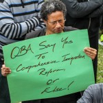 Immigration Protest House Of Assembly Bermuda, March 4 2016-68